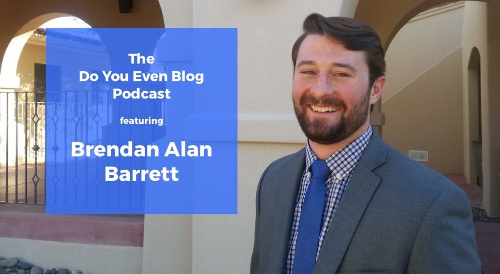 Brendan Alan Barrett Start In PHX