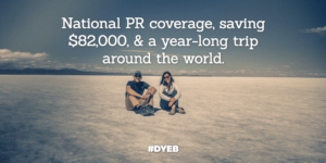 Round the world couple do you even blog podcast
