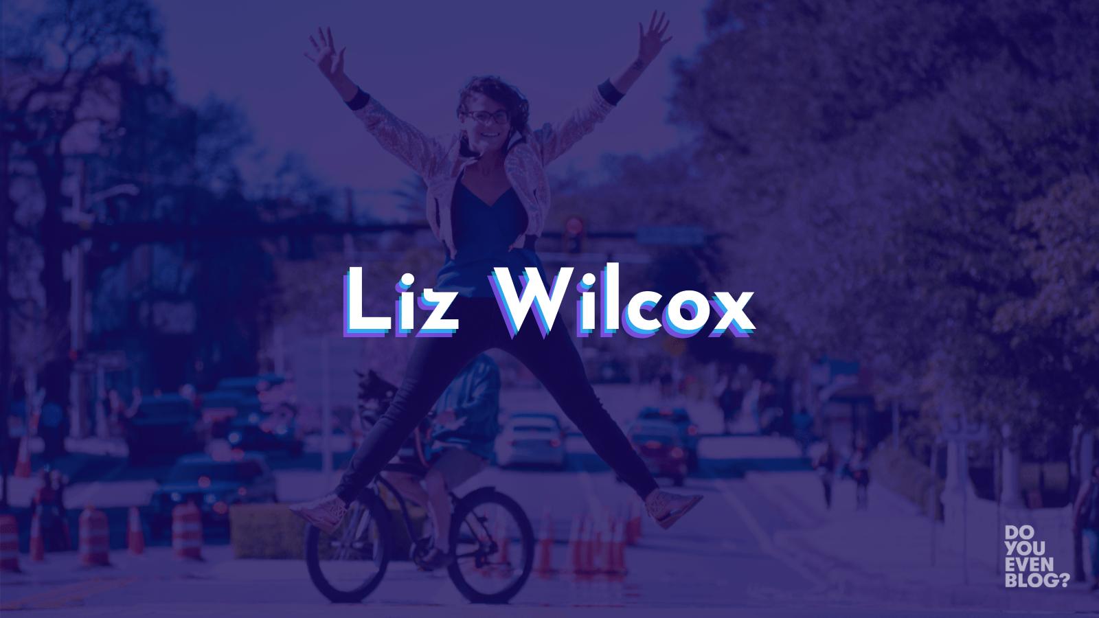 liz wilcox email marketing newsletters
